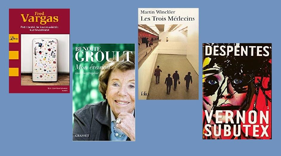 Bilan de lecture pour 2019 (1/3)